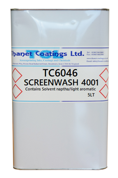 TC6046 SCREENWASH 4001