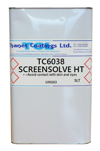 TC6038 SCREENSOLVE HT