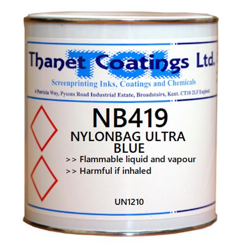 NB419 NYLONBAG ULTRA BLUE