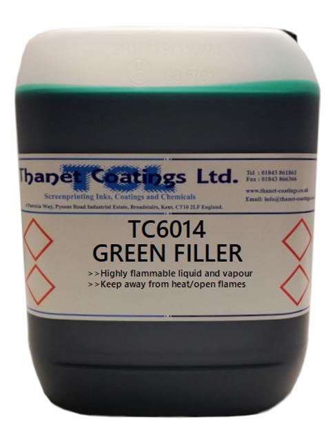 TC6014 GREEN FILLER