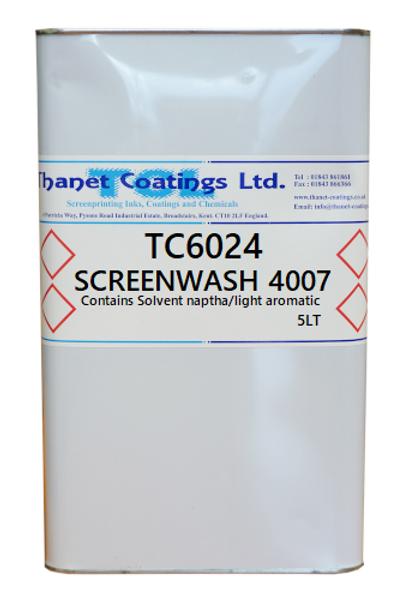 TC6024 SCREENWASH 4007