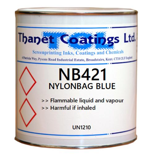 NB421 NYLONBAG BLUE