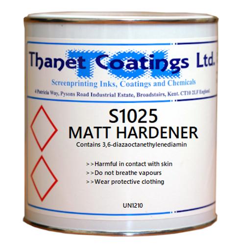 S1025 MATT HARDENER
