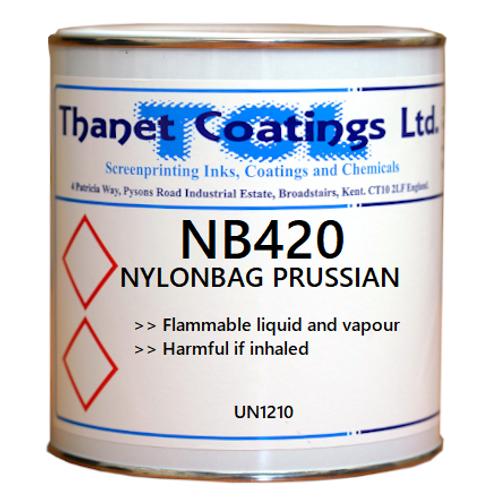 NB420 NYLONBAG PRUSSIAN