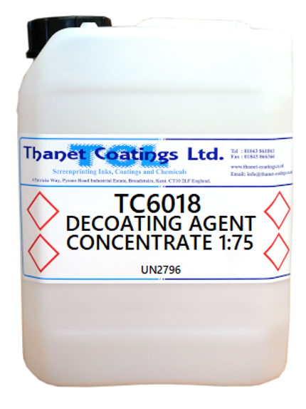TC6018 DECOATING AGENT CONC 1:75