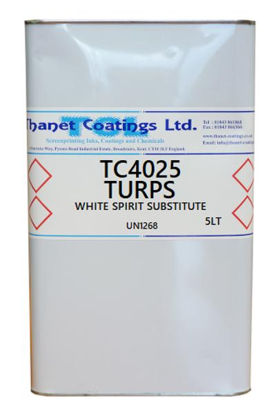 TC4025 WHITE SPIRIT SUBSTITUTE