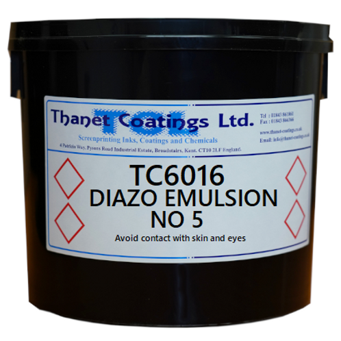 TC6016 DIAZO EMULSION NO.5