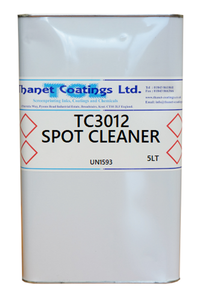 TC3012 SPOT CLEANER