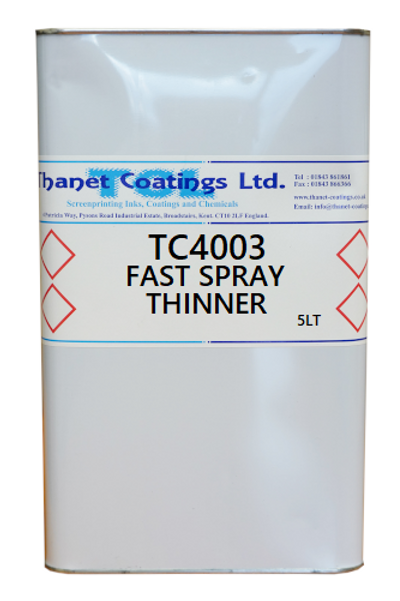 TC4003 FAST SPRAY THINNER