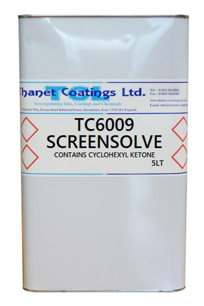TC6009 SCREENSOLVE