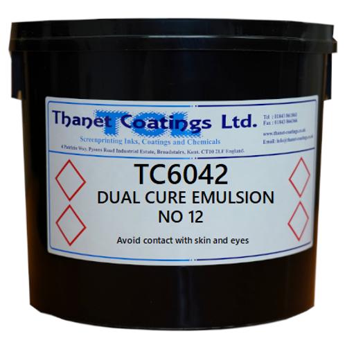 TC6042 DUAL CURE EMULSION NO.12