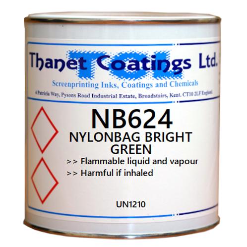 NB624 NYLONBAG BRIGHT GREEN