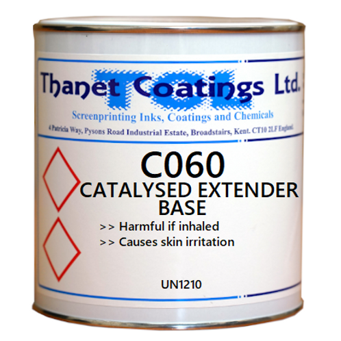 C060 CATALYSED EXTENDER BASE