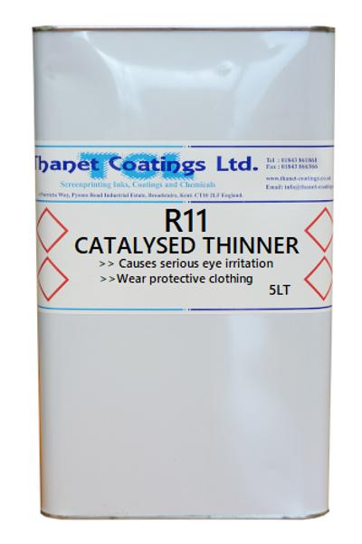 R11 CATALYSED THINNER