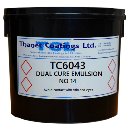 TC6043 DUAL CURE EMULSION NO.14