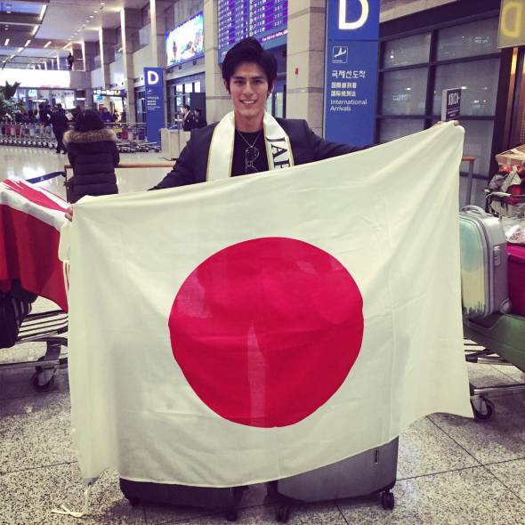Mr.Japan