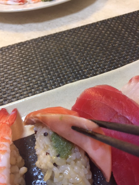 にぎり寿司 (2)