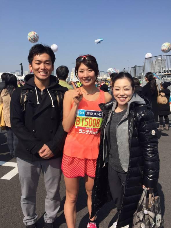 西谷綾子さん2016 TOKYO M (1)