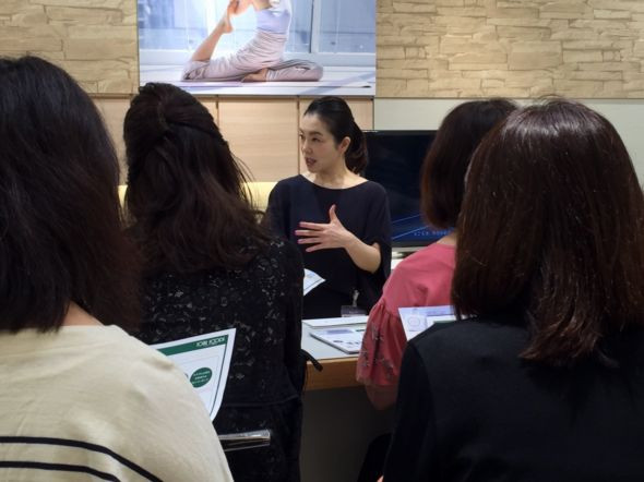 梅田阪急Seminar