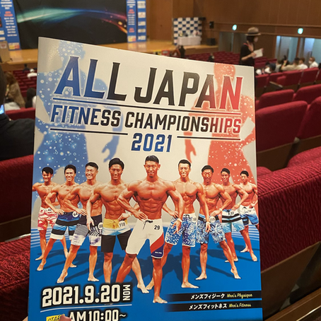 ALL JAPAN FitnessChampionship