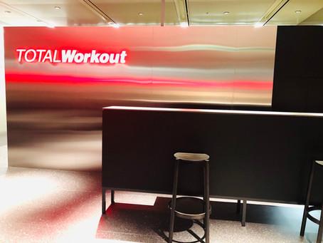 TOTAL Workout  SHIBUYA Lab.