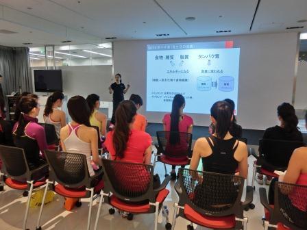 2013 ミス・ユニバース・ジャパン ファイナリストトレーニング