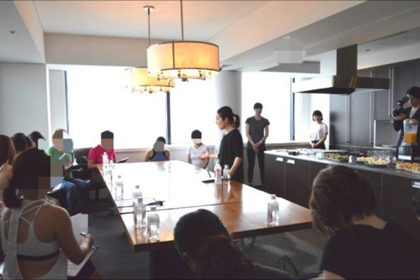 【TOF FB】食セミナー