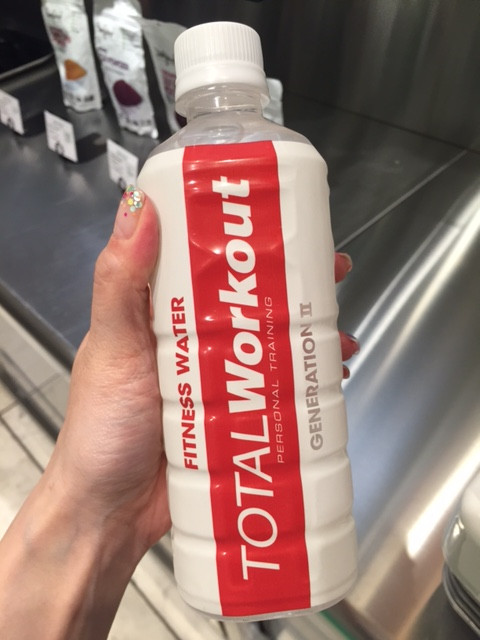 Fitness Water