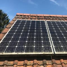 Solar Panel Before