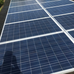 Solar Panel After
