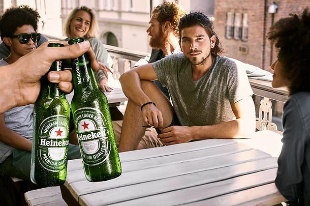 Heineken by Paul Berends