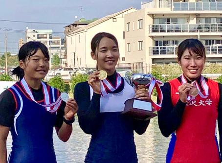 第59回全日本新人選手権大会 最終結果
