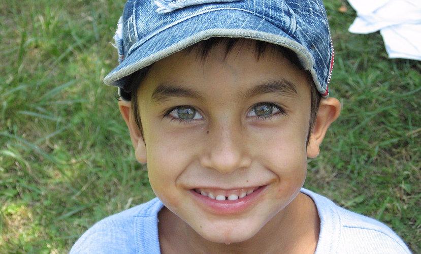 Enfant orphelinat bulgare