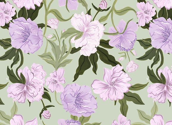 EM292 Romantic Floral