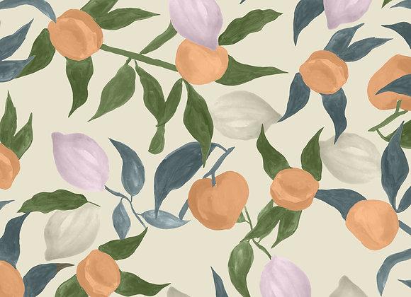 EM332 Chalky Pastel Peaches & Lemons