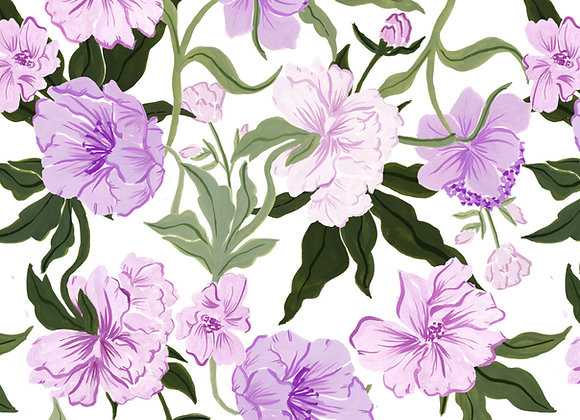 EM292 Romantic Fairytale Florals