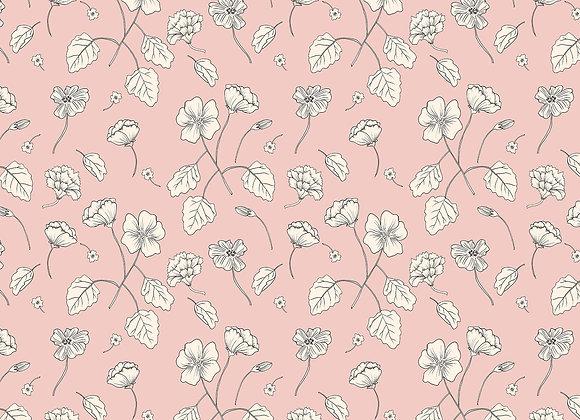 EM119 Romantica Small Scale Floral