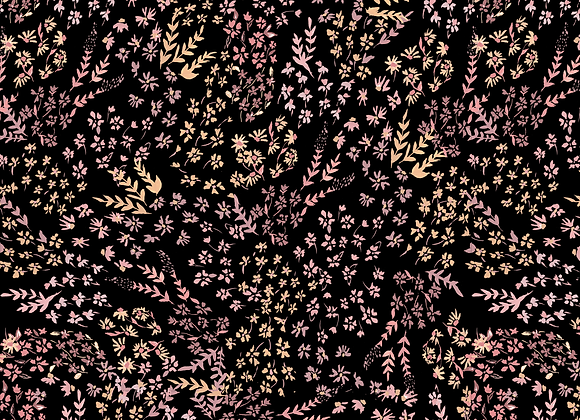 EM236 Enchanted Forest Ditsy Floral