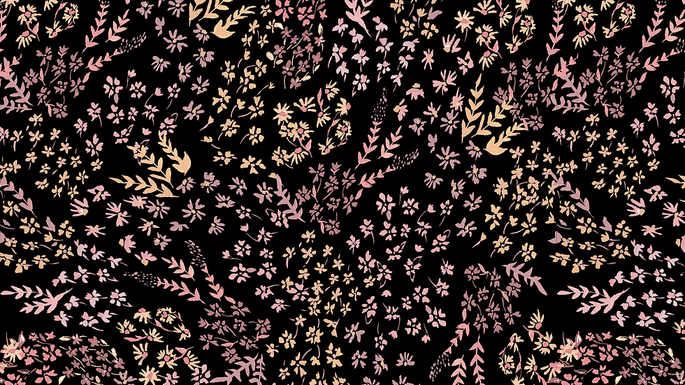 EM236 Enchanted Forest 05 - Ditsy Floral