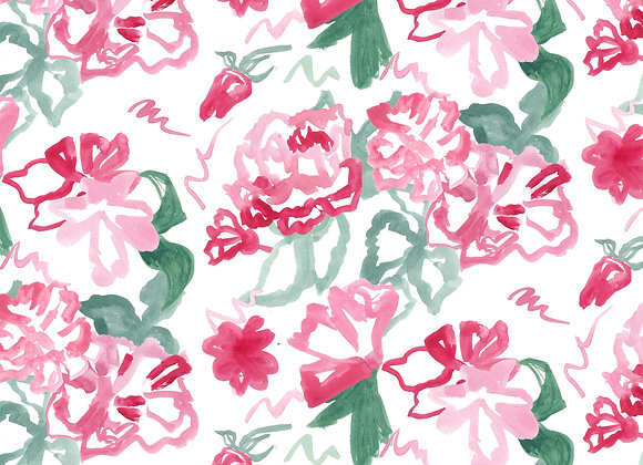 EM185 Painted Blooms