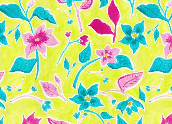 EM279 Marker Floral