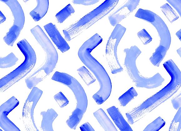 EM176 Painted  Marks