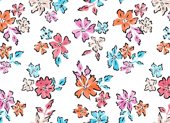 EM289 Thrift Shop Marker Floral