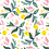 Thumbnail: EM177 Painted Leaves and Floral