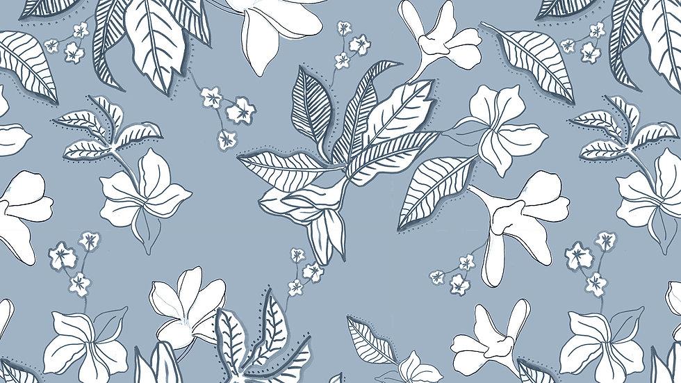 Gypset Plumeria Floral