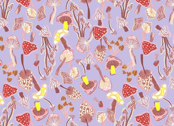 EM233 Enchanted Forest Mushrooms