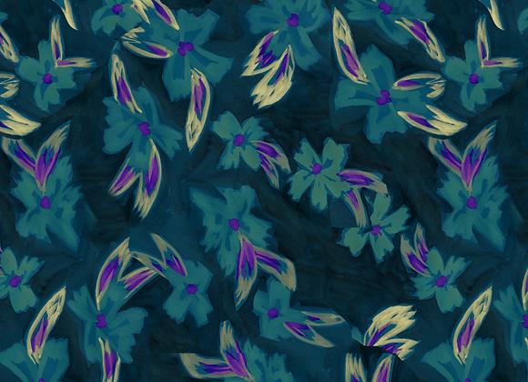EM286 Tropical Blooms