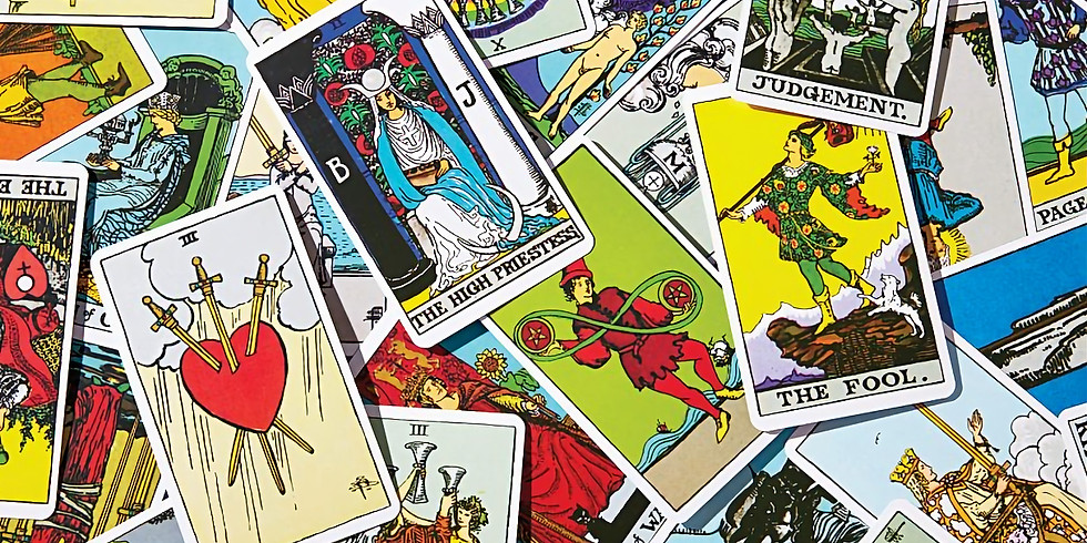 Tarot by Emma Neve