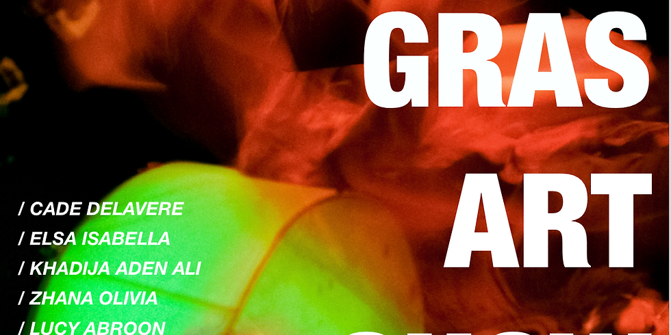 50/50 Space Gallery Opening - Mardi Gras