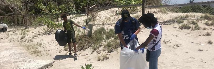 Sugar Man Beach Cleanup   Jul 10, 2021